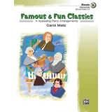 Famous & Fun Classics Book 5 (Intermediate) (UK Exam Grades 3-4)