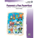 Famous & Fun Favorites Book 4 (Early Intermediate) (UK Exam Grade 2)