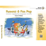 Famous & Fun Pop Book 1 (Early Elementary)
