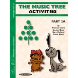 The Music Tree Activities Part 2A