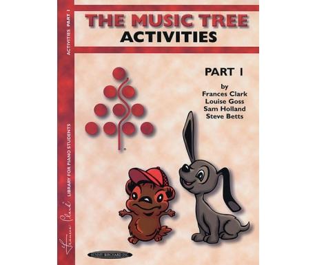 The Music Tree Activities Part 1