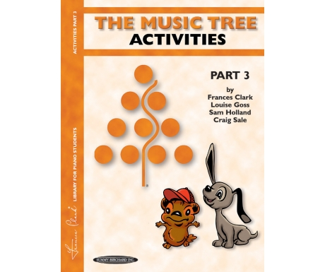 The Music Tree Activities Part 3
