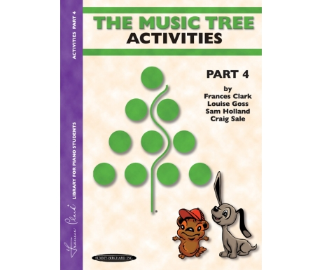 The Music Tree Activities Part 4