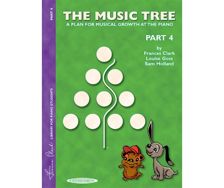 The Music Tree Part 4