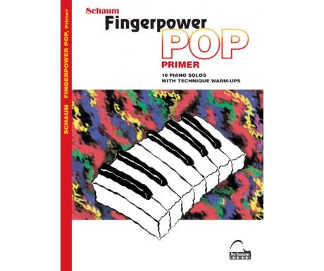 Schaum - Fingerpower Pop, Primer