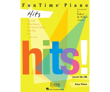 FunTime Piano Hits Level 3A-3B