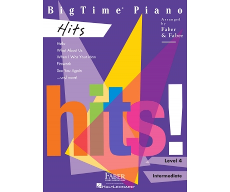 BigTime Piano Hits Level 4