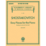 Shostakovitch: Easy Pieces for the Piano