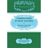 Hammond Textbooks: Common Sense in Music Teaching
