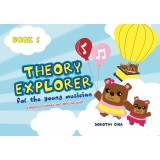 Theory Explorer for the Young Musician Book 1