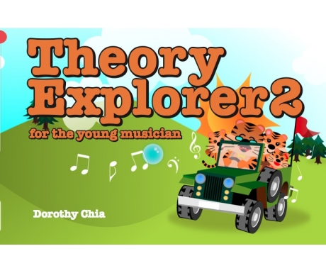 Theory Explorer 2 for the Young Musician