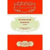 Hammond Textbooks: Second Year Harmony