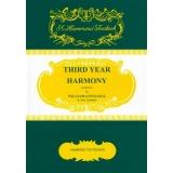 Hammond Textbooks: Third Year Harmony
