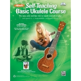 Alfred's Self-Teaching Basic Ukulele Course (with Online Access)