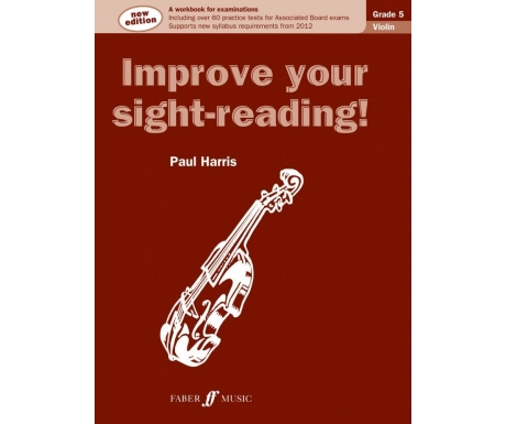 Improve Your Sight-Reading! Violin Grade 5