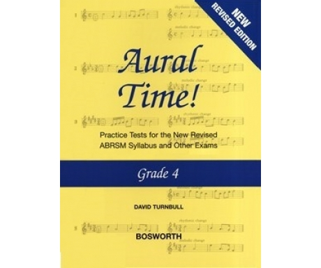 Aural Time! Grade 4 (New Revised Edition)