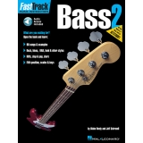 FastTrack Music Instruction Bass 2 (with Audio Access)