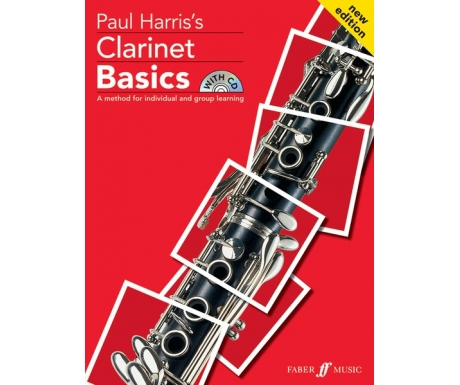 Paul Harris's Clarinet Basics (with CD)