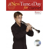 A New Tune a Day for Clarinet Book 1 (with CD)