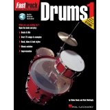 FastTrack Music Instruction Drums 1 (with Audio Access)