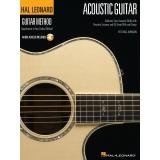 Hal Leonard Guitar Method: Acoustic Guitar (with Audio Access)