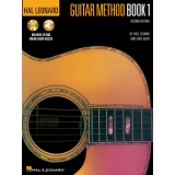 Hal Leonard Guitar Method: Book 1 (with CD and Online Audio Access)