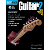FastTrack Music Instruction Guitar 2 (with Audio Access)