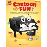 Cartoon Fun (Five-Finger Piano)