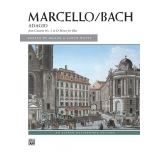 Marcello/Bach: Adagio from Concerto No. 3 in D Minor for Oboe
