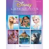 Disney Latest Hits (Easy Piano)