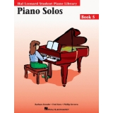 Hal Leonard Student Piano Library Piano Solos Book 5