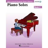 Hal Leonard Student Piano Library Piano Solos Book 2 (with Audio and MIDI Access)