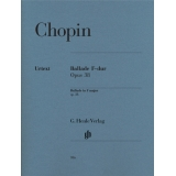 Chopin: Ballade F-dur Opus 38 (Ballade in F major op. 38)