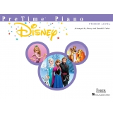 PreTime Piano Disney Primer Level