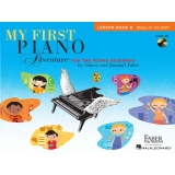 My First Piano Adventure Lesson Book B (with Audio)