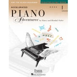 Accelerated Piano Adventures for the Older Beginner Sightreading Book 1