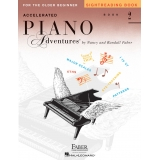Accelerated Piano Adventures for the Older Beginner Sightreading Book 2