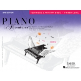 Piano Adventures Technique & Artistry Book Primer Level