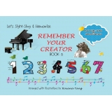 Remember Your Creator Book 3 - Let's Sight-Sing and Harmonize