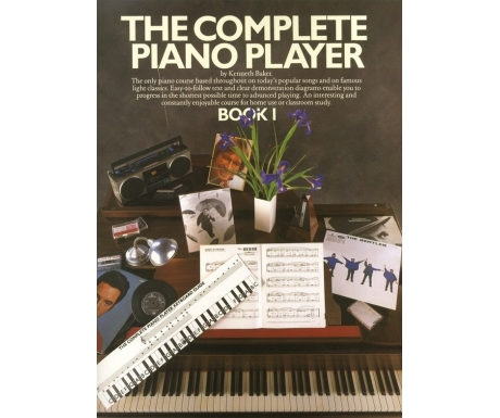 The Complete Piano Player Book I