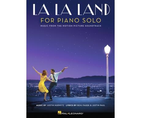 La La Land for Piano Solo - Music from the Motion Picture Soundtrack