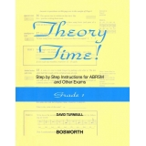 Theory Time! Grade 1