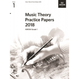 Music Theory Practice Papers 2018 ABRSM Grade 1