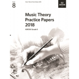 Music Theory Practice Papers 2018 ABRSM Grade 8