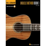 Hal Leonard Ukulele Method: Book 1 (with Audio Access)