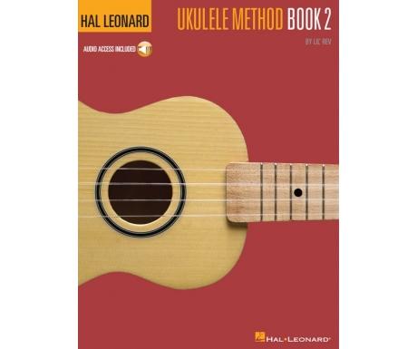 Hal Leonard Ukulele Method: Book 2 (with Audio Access)