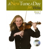 A New Tune a Day for Viola Book 1 (with CD)