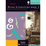 Piano Literature Book 1 - Original Keyboard Classics - Late Elementary (with CD)