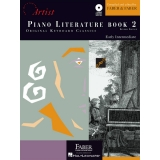 Piano Literature Book 2 - Original Keyboard Classics - Early Intermediate (with CD)