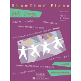 ShowTime Piano Kids' Songs Level 2A